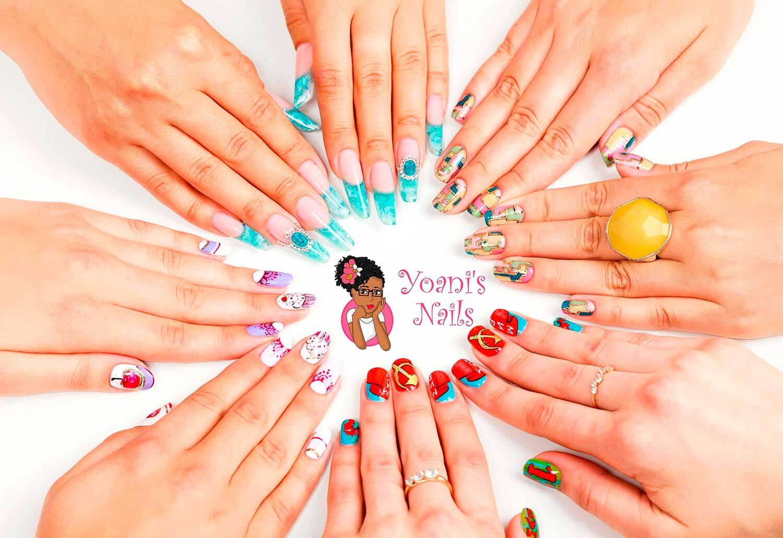 Yoanis Nails Curso De Unas Graphemics Marketing Digital